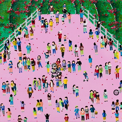 [A0258-0059] Rose Festival