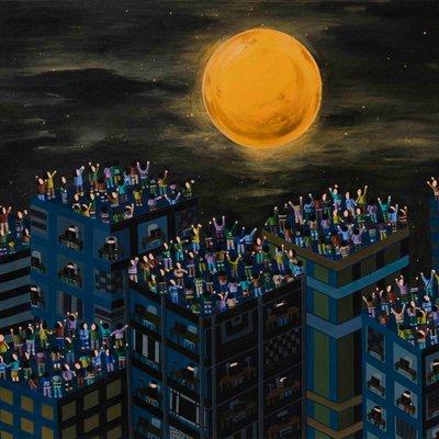 [A0258-0083] Super Moon