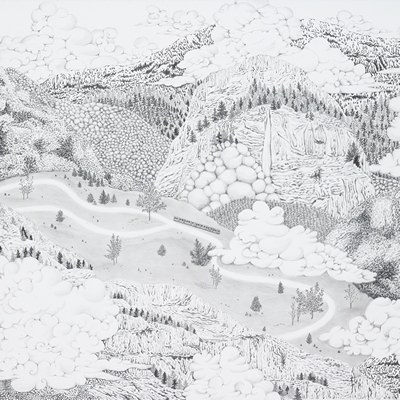 [A0264-0036] Cloudy Switzerland2