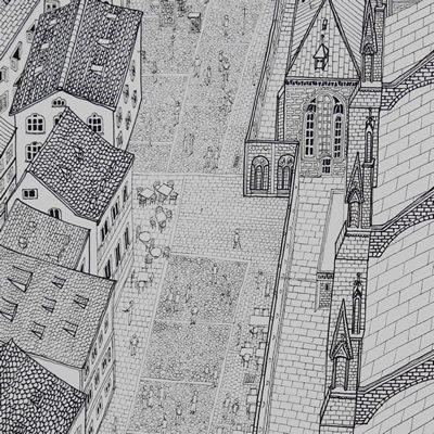 [A0264-0054] Rue des Fréres