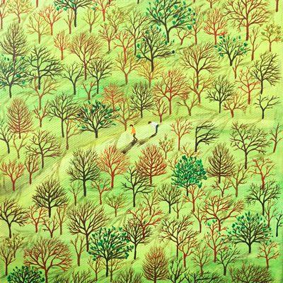[A0264-0082] 숲2