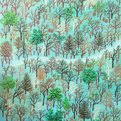 [A0264-0083] 숲3