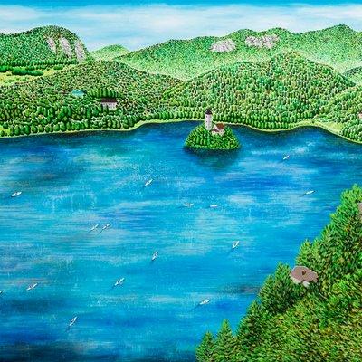 [A0264-0113] Lake Bled