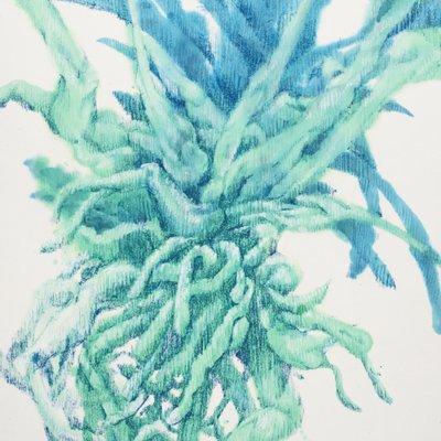 [A0269-0022] 밤산책13(초록뿌리)