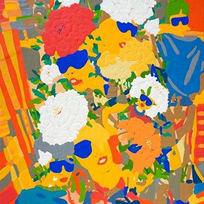 [A0271-0007] 꽃사람