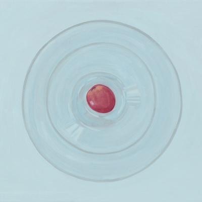 [A0275-0031] 두 개의 원 2 (포도알과 와인잔) Two Circles 2 (Eine Weinbeere und ein Weinglas)