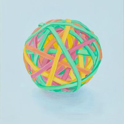 [A0275-0040] 수많은 원 2 Many Circles 2