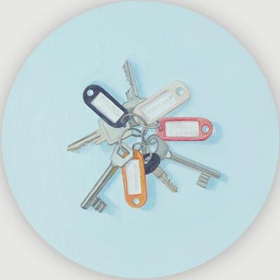 [A0275-0042] 다섯 개의 열쇠 Five Keys