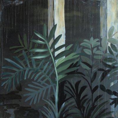 [A0276-0030] 밤에 본 나무