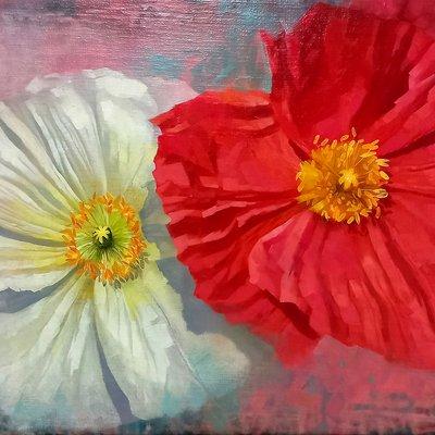 [A0281-0040] 꽃으로 간다