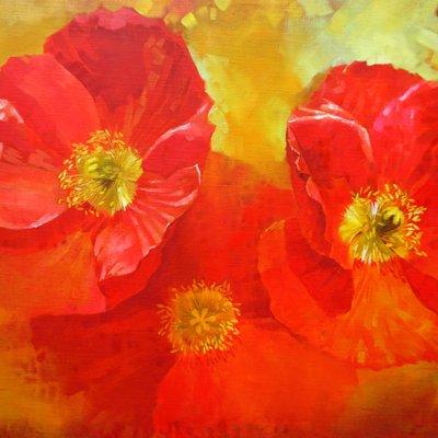 [A0281-0041] 꽃으로 간다