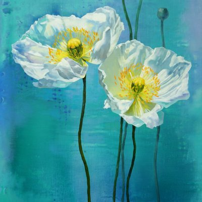 [A0281-0042] 꽃으로 간다