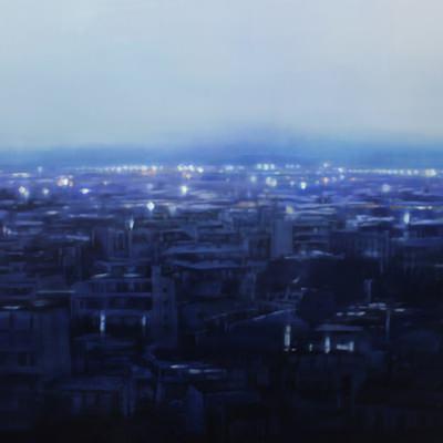 [A0284-0026] he(가을 새벽)