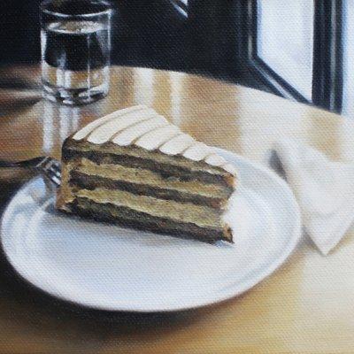 [A0284-0042] Earl Grey Cake