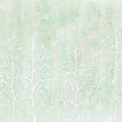 [A0285-0039] 눈오는밤