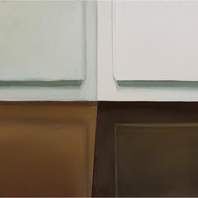 [A0291-0009] 캔버스가 있는 공간2 The space where canvas in