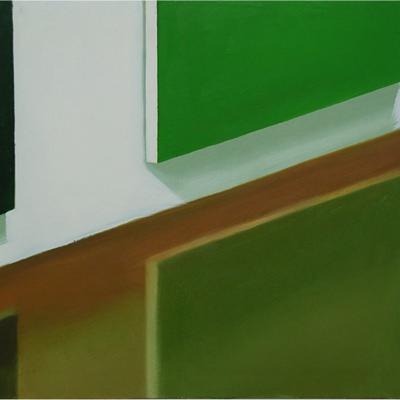 [A0291-0011] 캔버스가 있는 공간4 The space where canvas in