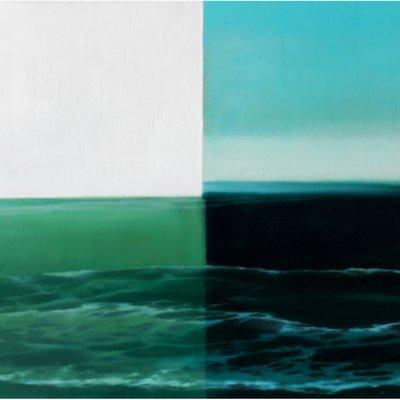 [A0291-0013] 바다벽그리고하늘1