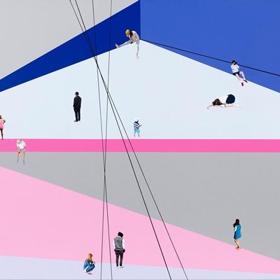 [A0297-0005] 열세 개의 시선과 열세 개의 입장