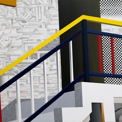 [A0298-0001] 계단
