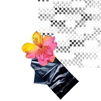 [A0298-0093] 비닐꽃#1