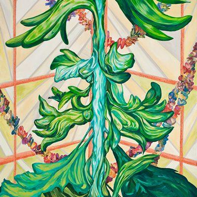 [A0305-0007] Immortal tree 불멸의 나무