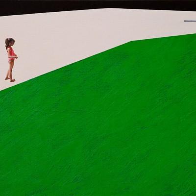 [A0306-0003] green pool