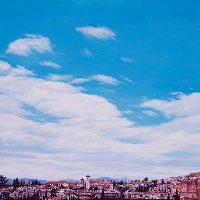 [A0313-0009] 경계(Border)15-42 Granada