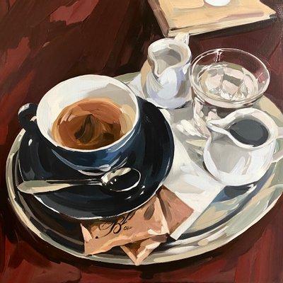 [A0320-0033] Coffee
