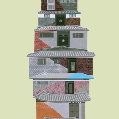 [A0322-0004] 벽돌한옥