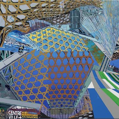 [A0325-0035] Pompidou 2