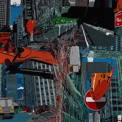 [A0325-0041] Canary Wharf