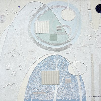 [A0337-0056] White Ballade Ⅰ