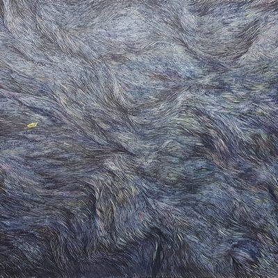 [A0343-0022] 파란(波瀾) 마음