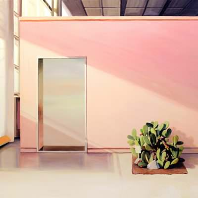 [A0345-0022] PINK WALL