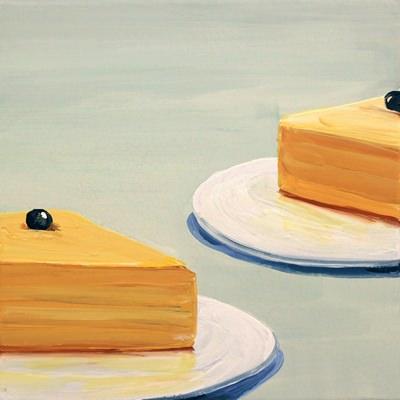 [A0345-0024] CHEESE CAKE