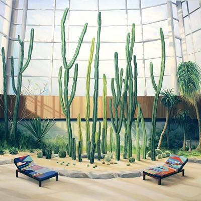 [A0345-0027] 식물원