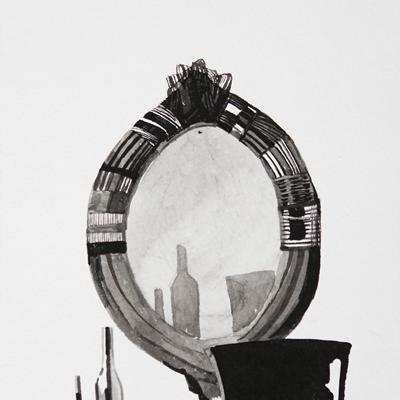 [A0346-0008] 거울
