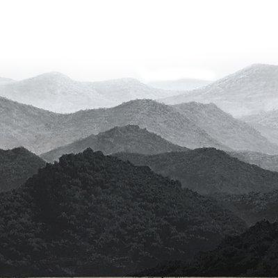 [A0347-0075] 54 casting landscape
