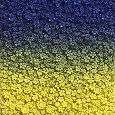 [A0347-0099] casting landscape- flower