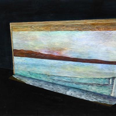 [A0349-0006] Layering memory(boat)