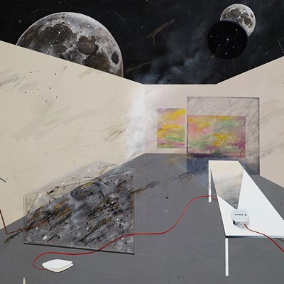 [A0349-0014] 달빛이 흐르는 방