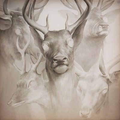 [A0356-0024] The Ten Immortals_Deer