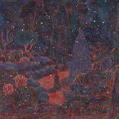 [A0360-0011] A Garden In Dreams I