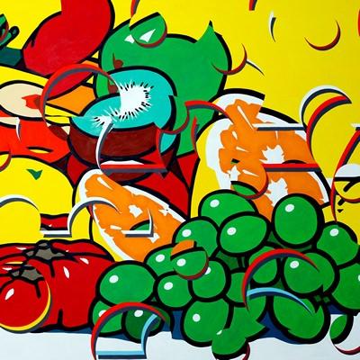 [A0376-0019] 첨첨(添添)-Fruit43