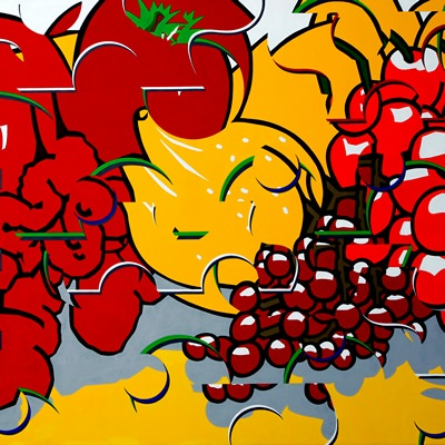[A0376-0020] 첨첨(添添)-Fruit73