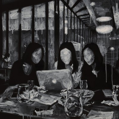 [A0390-0009] 신사동 카페