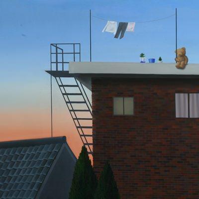 [A0391-0004] 복순이네 뒷집 옥상