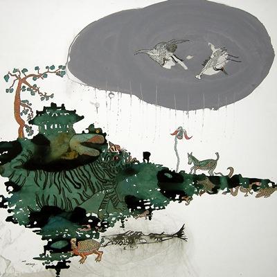 [A0409-0001] 꿈꾸는 섬