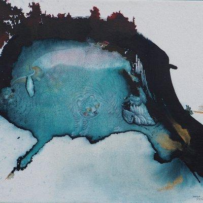 [A0409-0074] dreaming island